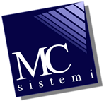 MC SISTEMI – Tecnologia e Sicurezza in Movimento Logo
